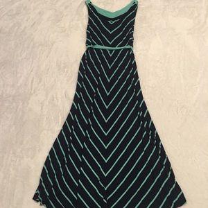 Maternity full length dress